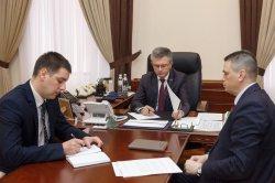 Президент провел очередное селекторное совещание с главами администраций городов и районов