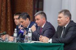 В ДК им. П. Ткаченко состоялась встреча Главы государства с бендерчанами, носящими погоны