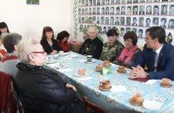 Глава города встретился с матерями и вдовами защитников Приднестровья