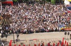 День Победы в городе Бендеры