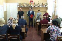 В Бендерах наградили заслуженных спортивных деятелей города