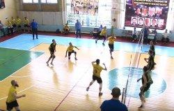 Волейбольная команда «Тигина» завоевала бронзу Чемпионата Молдовы