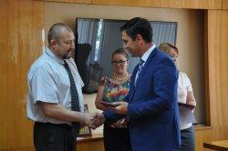 Игорь Галынин удостоен медали «За Трудовую Доблесть»
