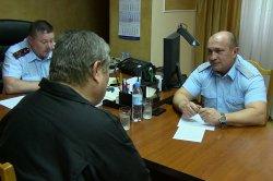 Представители МВД ПМР провели прием граждан по личным вопросам в Бендерах