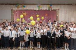 День защиты детей в Бендерской коррекционной школе-интернате