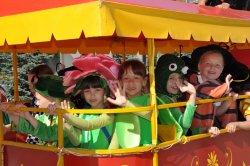 Праздник детства состоялся в Бендерах
