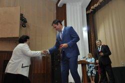 Роман Иванченко и Юрий Кара вручили госнаграды