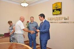 Организаторов праздника в честь Петра и Февронии чествовали в госадминистрации