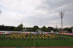 Долгожданное событие: центральный стадион открылся