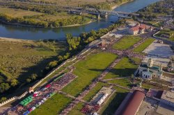 Взяли штурмом. Бендерскую крепость в воскресенье посетили порядка 45 тысяч человек