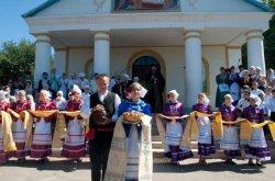 Село Протягайловка приглашает на храмовый праздник