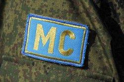 Сборы в воинский контингент Миротворческих сил