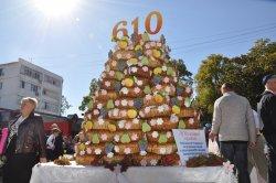 Юбилей с размахом. Бендеры отметили 610 годовщину со дня первого летописного упоминания о городе