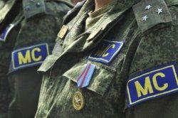 Миротворческие силы продолжают прием заявок на участие в сборах