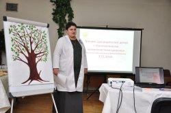 В Бендерах прошел тренинг для родителей детей с инвалидностью