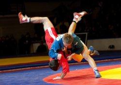 Бендерчанин Артем Грибиненко стал бронзовым призером кадетского первенства мира по самбо