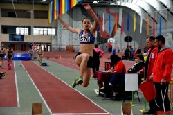 Бендерские легкоатлетки отличились на турнире памяти Дмитрия Карбышева