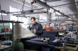 На обувной фабрике «Флоаре» реализуют программу дуального образования