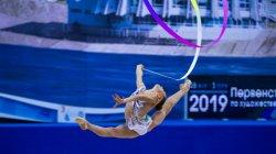 Приглашаем на чемпионат и первенство республики по художественной гимнастике