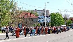 В Бендерах состоялся Великий пасхальный крестный ход