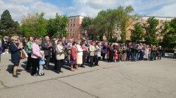 В Международный день солидарности трудящихся в Бендерах состоялся митинг