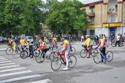 Марш памяти. В Бендерах прошел велопробег в честь Победы в Великой Отечественной войне