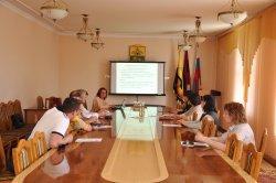 В Бендерах состоялось заседание городского Совета по предпринимательству