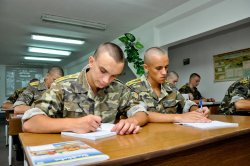 Начался набор абитуриентов в Военный институт Министерства обороны ПМР им. генерал-лейтенанта А.И. Лебедя