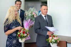 Жизнь продолжается. 19 июня Президент поздравил мам новорожденных приднестровцев