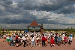 Приднестровье многоликое. В Бендерской крепости  прошел фестиваль народного творчества