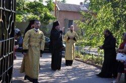 Православные отметили день памяти Петра и Павла