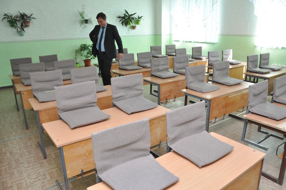 Школа в Бендерах