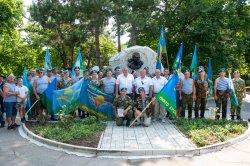 Воздушно-десантным войскам 89 лет