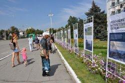 В Бендерах презентовали баннерную выставку, посвящённую 75-летию Ясско-Кишинёвской операции