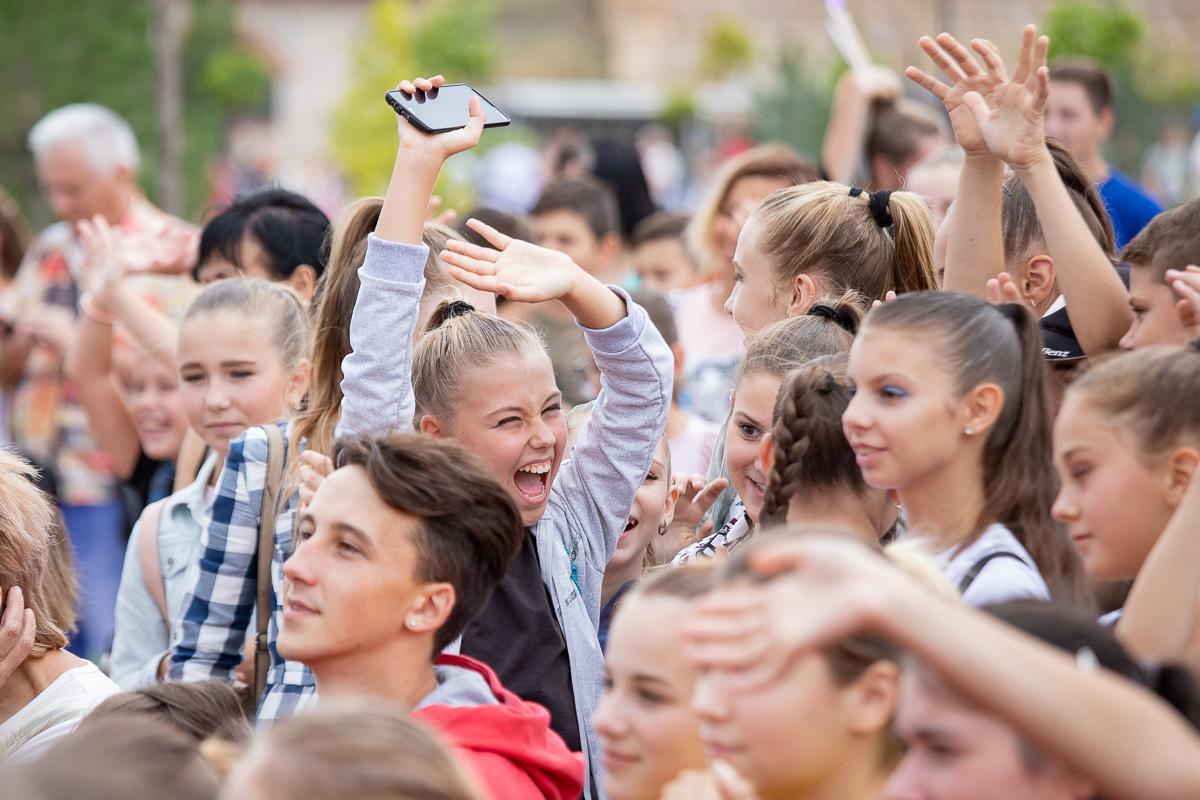 Дети Приднестровья