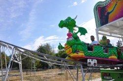 Аттракционы для детей и взрослых: в Бендеры из Праги приехал луна-парк