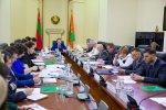 Президент провел координационное совещание с Президиумом Правительства и Верховного Совета ПМР