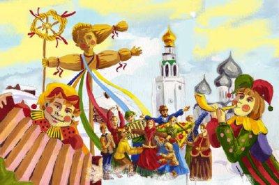 22 февраля на Площади Освобождения состоится сжигание чучела Масленицы