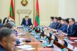 Текущая социально-экономическая ситуация обсуждалась на совещании у Президента