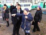 Юрий Гервазюк провел выездное совещание по микрорайонам <? print(123); ?>а и встретился с жителями Бендер