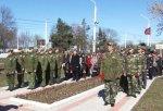 В Бендерах почтили память павших бойцов народного ополчения