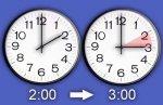 29 марта Приднестровье перейдет на «летнее время»