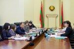 Президент провел совещание по вопросам, связанным с экономической ситуацией в республике