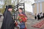 Архиепископ Тираспольский и Дубоссарский Савва совершил Божественную литургию в Преображенском соборе