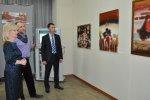 В Бендерах открылась юбилейная выставка творческого объединения «КамАрт»