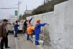 Дорогу между Тирасполем и Бендерами обновляют после зимы