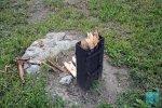 В Бендерах сломали Поклонный крест при въезде в <? print(123); ?> со стороны Кишинёва