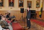 Николай Глига встретился с ветеранами Великой Отечественной войны