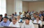 В Государственной администрации прошло аппаратное совещание