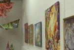 В Бендерах День России отметили открытием выставки «Весна, цветы, любовь»